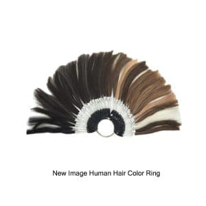 New Image Human Hair Color Ring