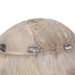 LW1041: Human Hair Integration Hair Piece For Women