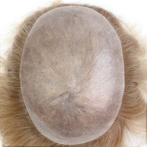 LJC1848 European Hair Lift Injected Skin Best Hair Replacement for Women