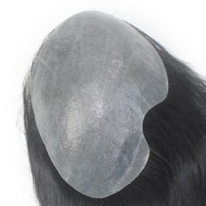 LW872 Thin Skin Half Wig Hair Replacement for Women