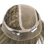 LW3013 Human Hair Integration Women's Piece