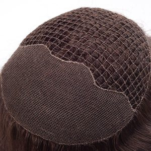 LW5571 Integration base top hairpiece for women