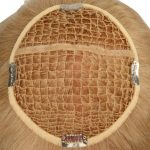 High Quality Blonde Custom Made Integration Hair System