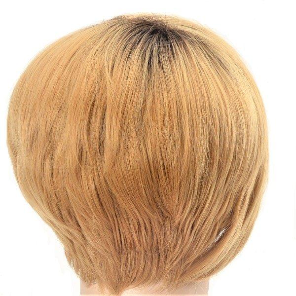 straight womens synthetic bob wig