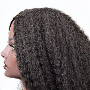 custom ladies Injected silicon hair replacement system_4