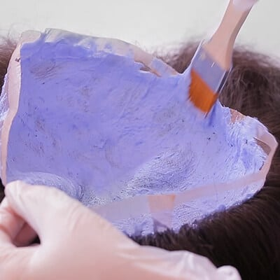 How To Bleach Knots On a Wig
