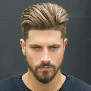 Trending Men's Hairstyles For Hair Replacement Systems