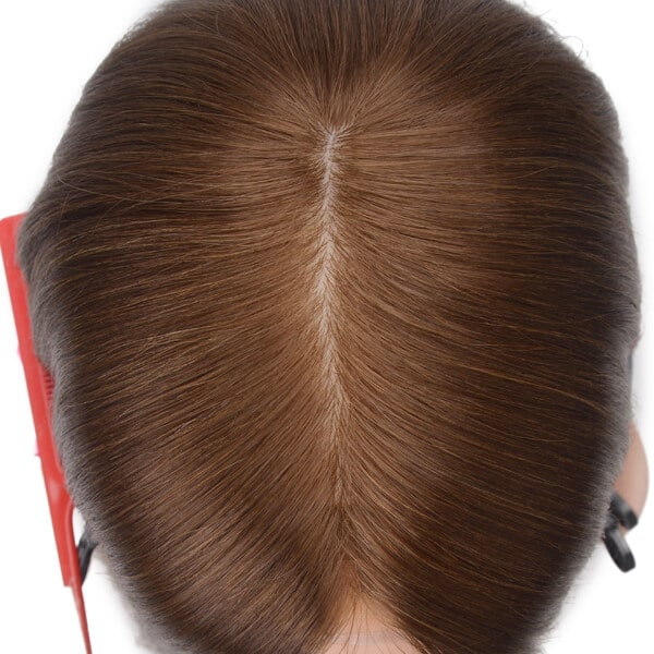Best Quality Medical Wigs Virgin Hair Stock Cap Wigs For Cancer Patients (3)