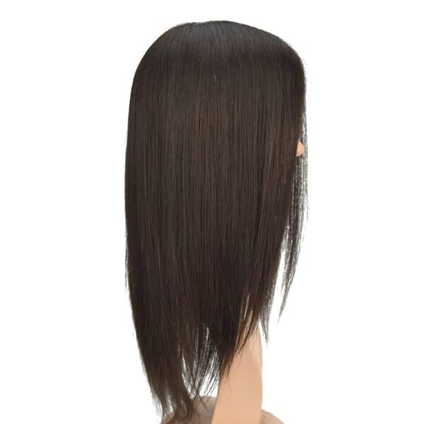 Best Quality Medical Wigs Virgin Hair Stock Cap Wigs For Cancer Patients (2)