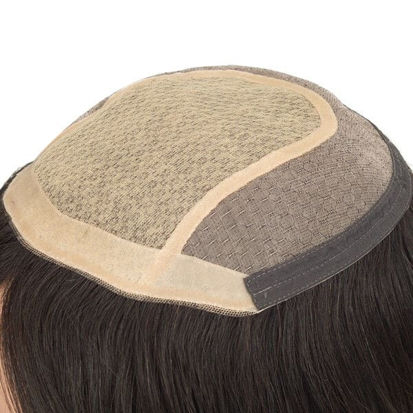 Stock Remy Hair Silk Top Hair Topper for Women New Times Hair