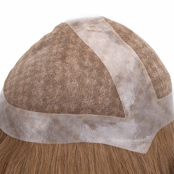 Best Quality Medical Wigs Virgin Hair Stock Cap Wigs For Cancer Patients(6)