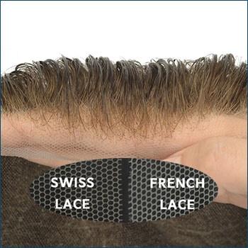 SUNNY Men's Toupee, Toupee for men, Toupee hair, Human hair toupee, men's human hair toupee