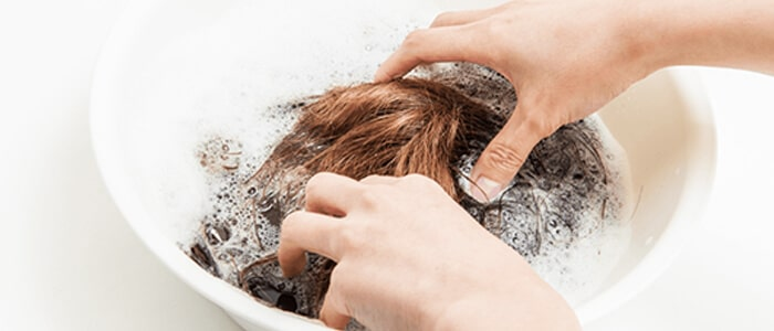 Cleaning of Hair System